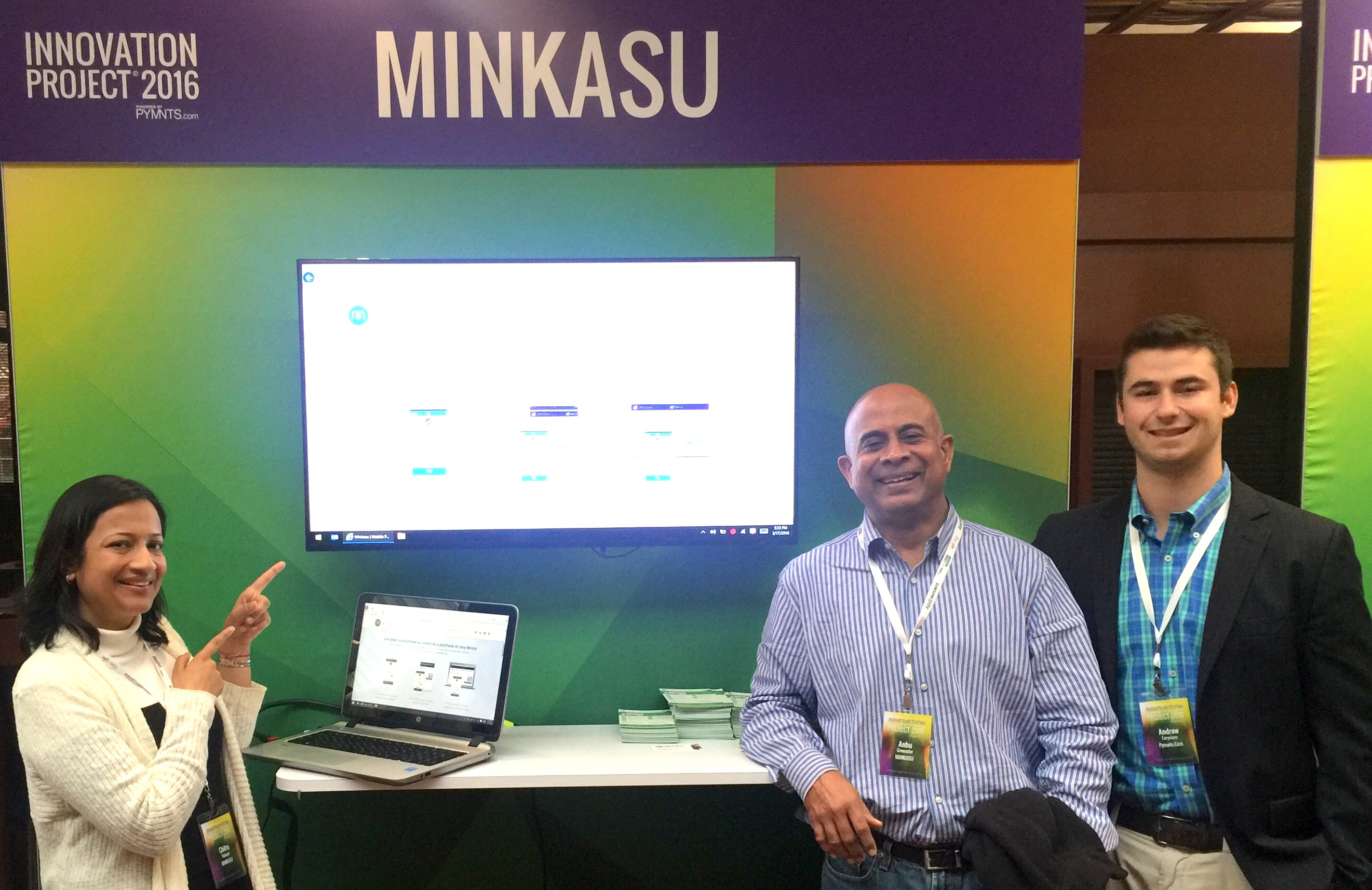 Minkasu: The Only True Omni Channel Mobile Payments Solution in the Marketplace