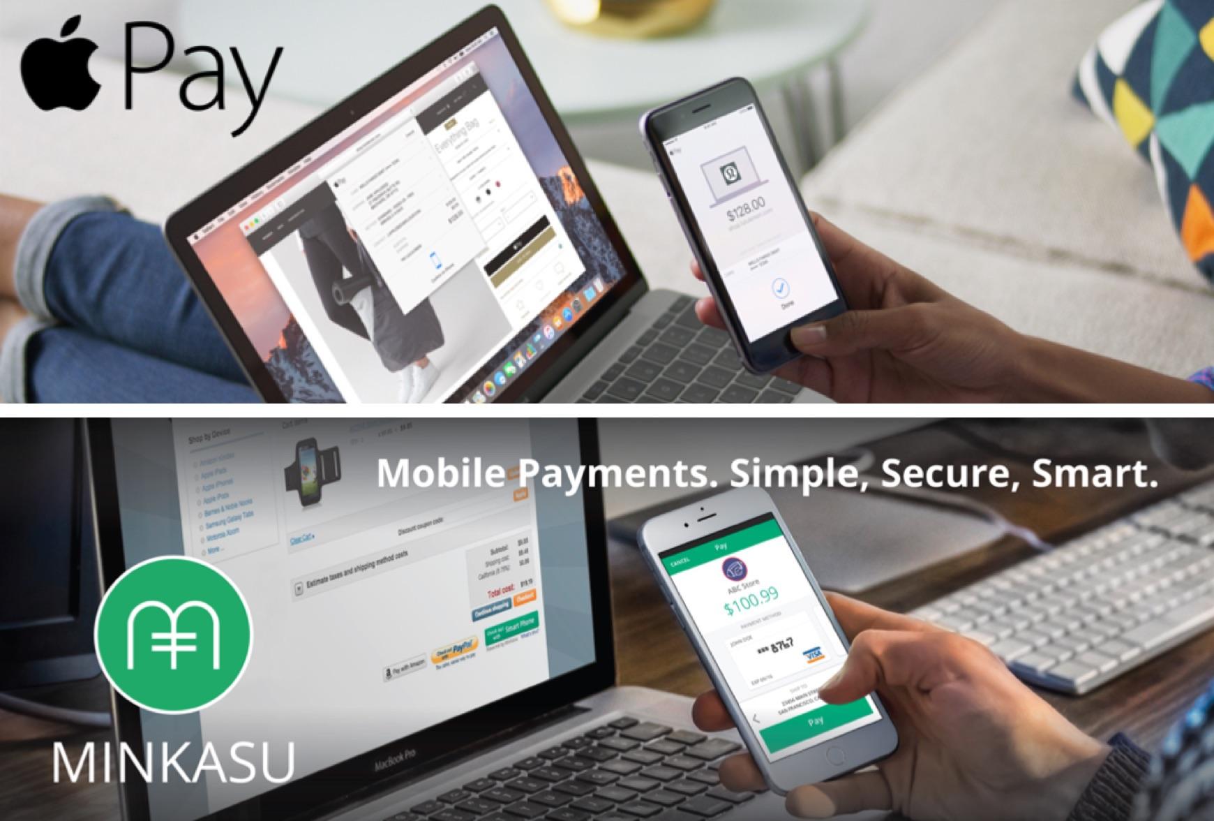 Apple pay vs Minkasu